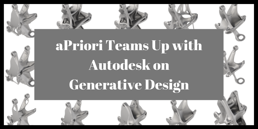 aPriori Teams Up with Autodesk