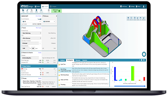 laptop digital manufacturing software
